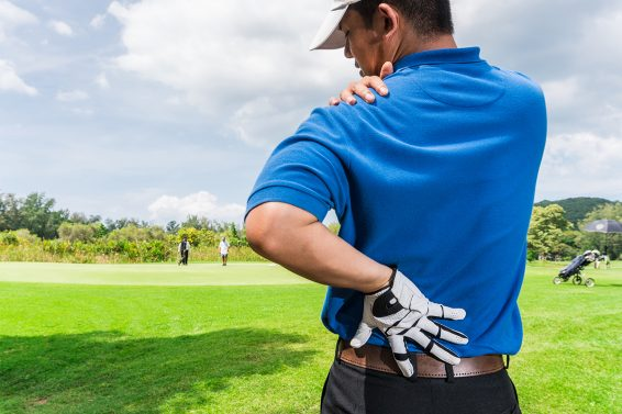 The Best Massages For Golfers