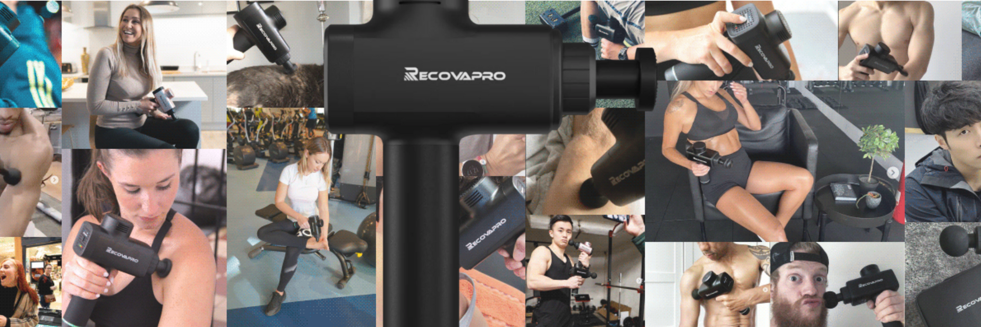 Why Recovapro is the best massage gun?