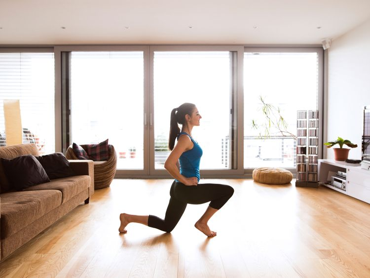 Home Workouts to Do During the Coronavirus Lockdown for Homebound Yogi