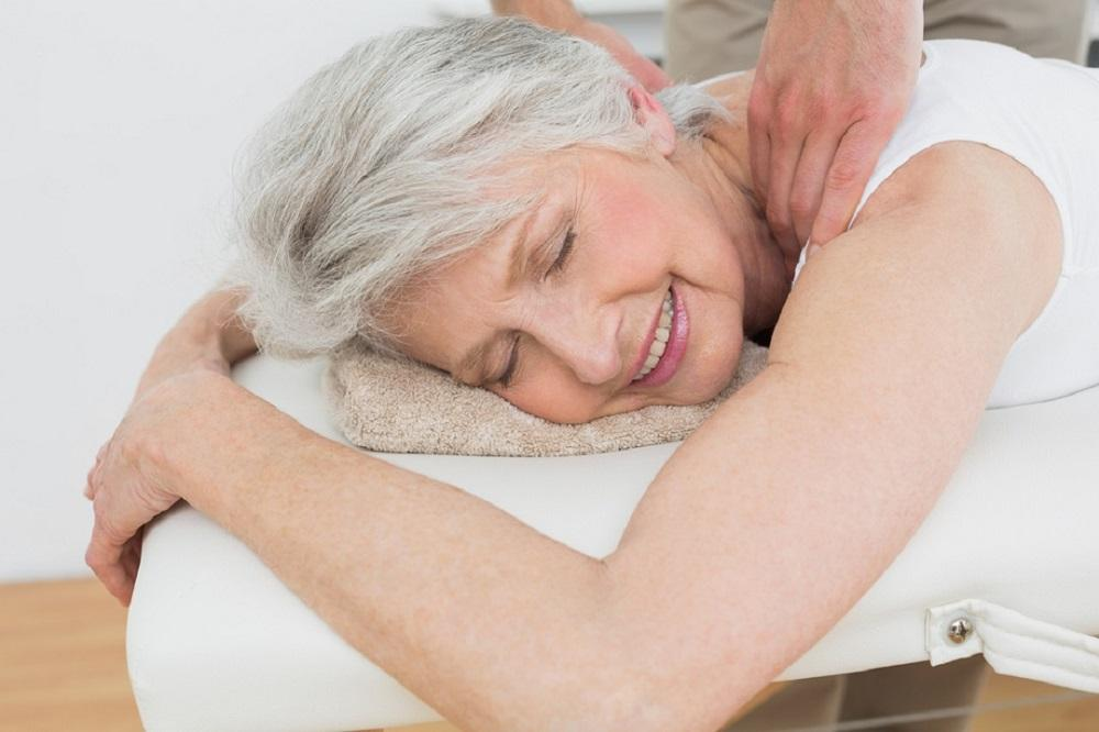 Why massage therapy is so beneficial for older people