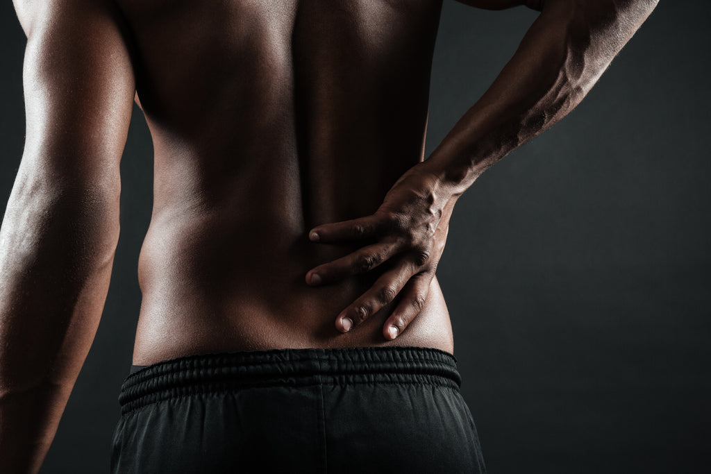 ESPORTS INJURIES: RELIEVE SACROILIAC JOINT PAIN WITH RECOVAPRO