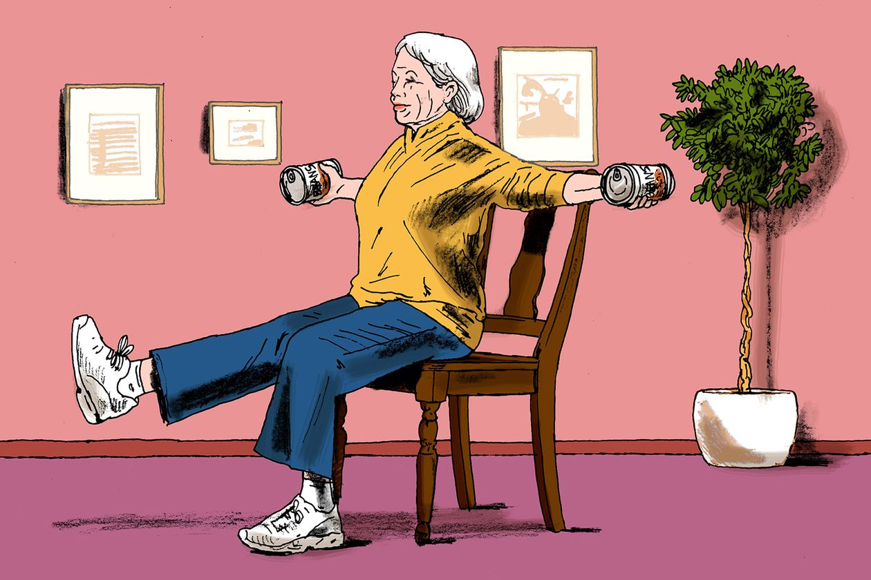 Home Workouts to Do During the Coronavirus Lockdown for Ageing Athletes