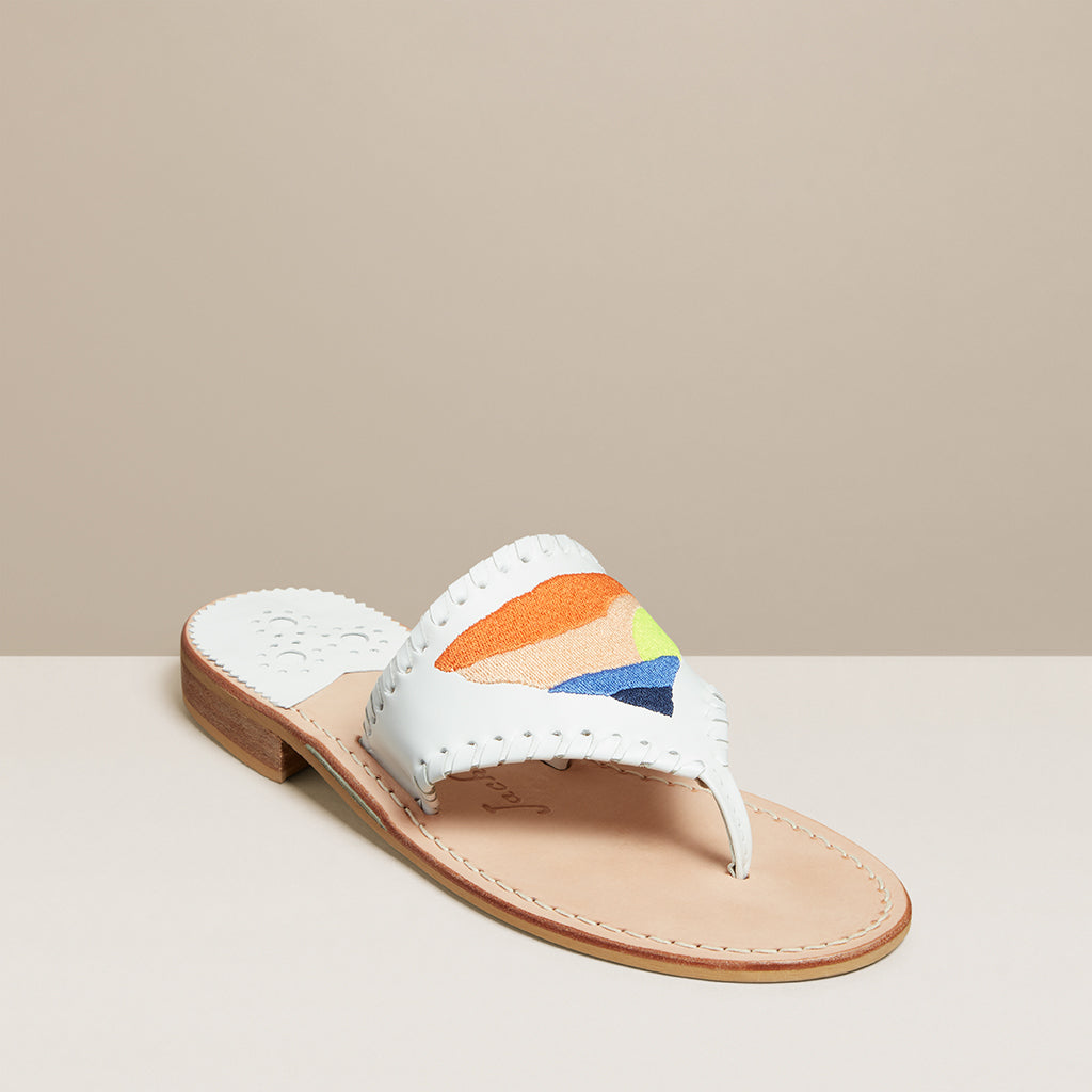 JR X Flagpole Sandal-SANDALS-Jack Rogers USA