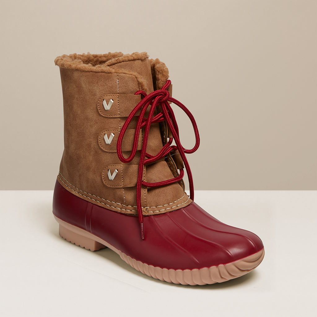 Hazel Duck Boot