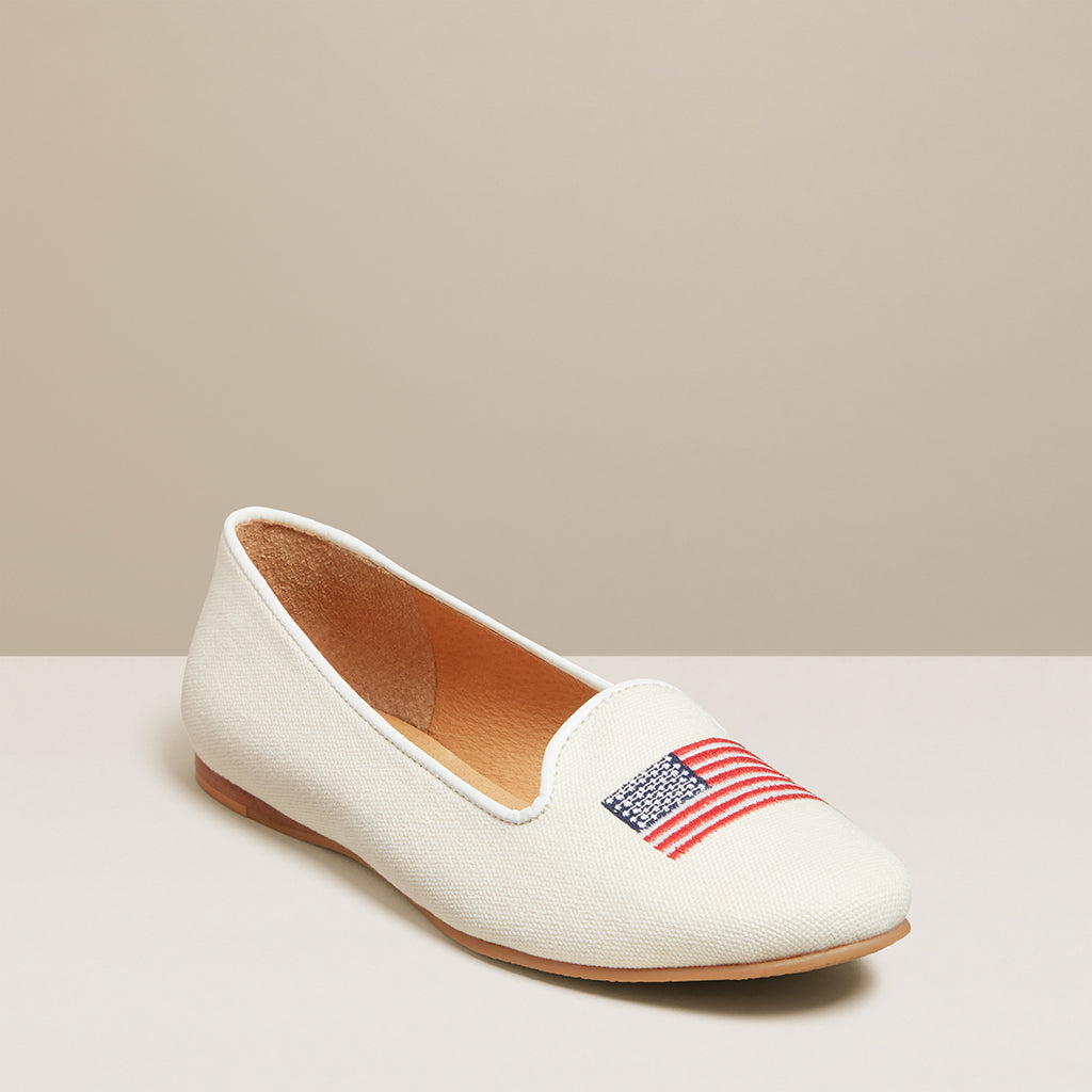 Flag Loafer-Jack Rogers USA