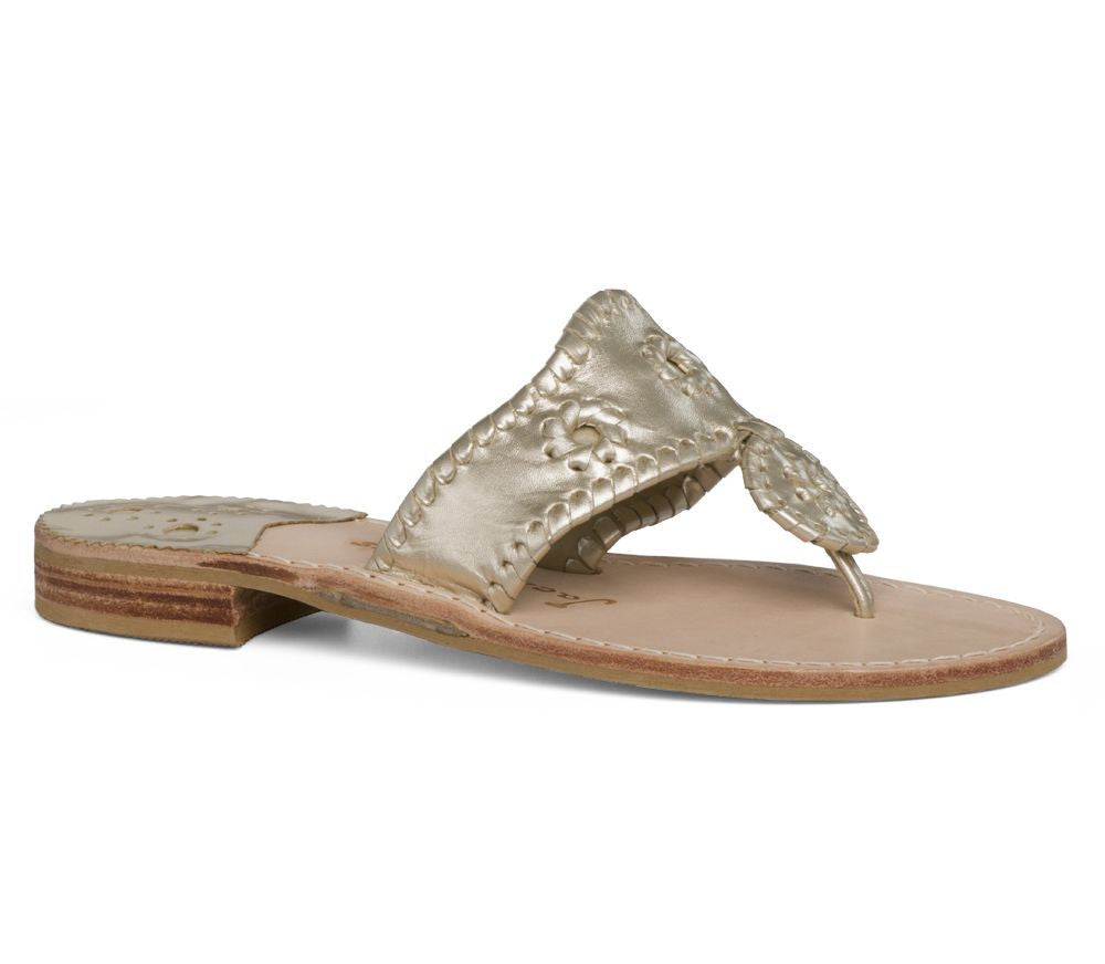 Hamptons Flat Wide-Jack Rogers USA