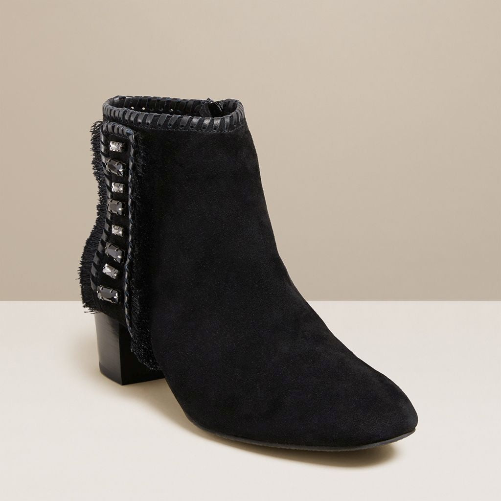 Beatrix Jeweled Suede Bootie-BOOTS-Jack Rogers USA