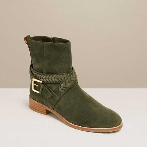 Eliza Suede Moto Bootie-BOOTS-Jack Rogers USA