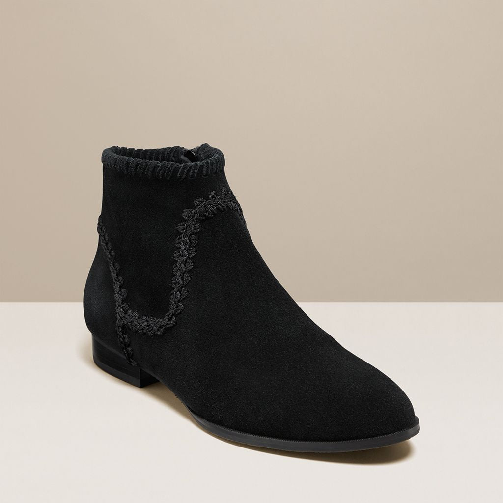 Gemma Suede Bootie-BOOTS-Jack Rogers USA