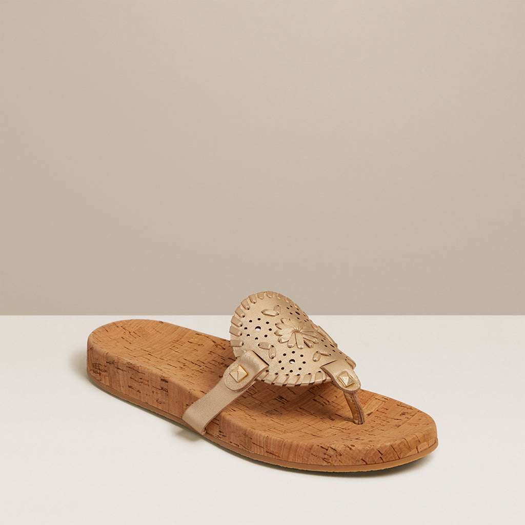 Georgica Cork Sandal-SANDALS-Jack Rogers USA