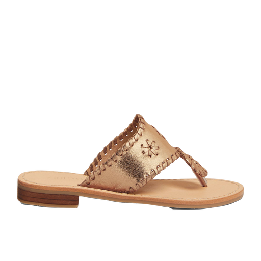 Girls Jacks Flat Sandal
