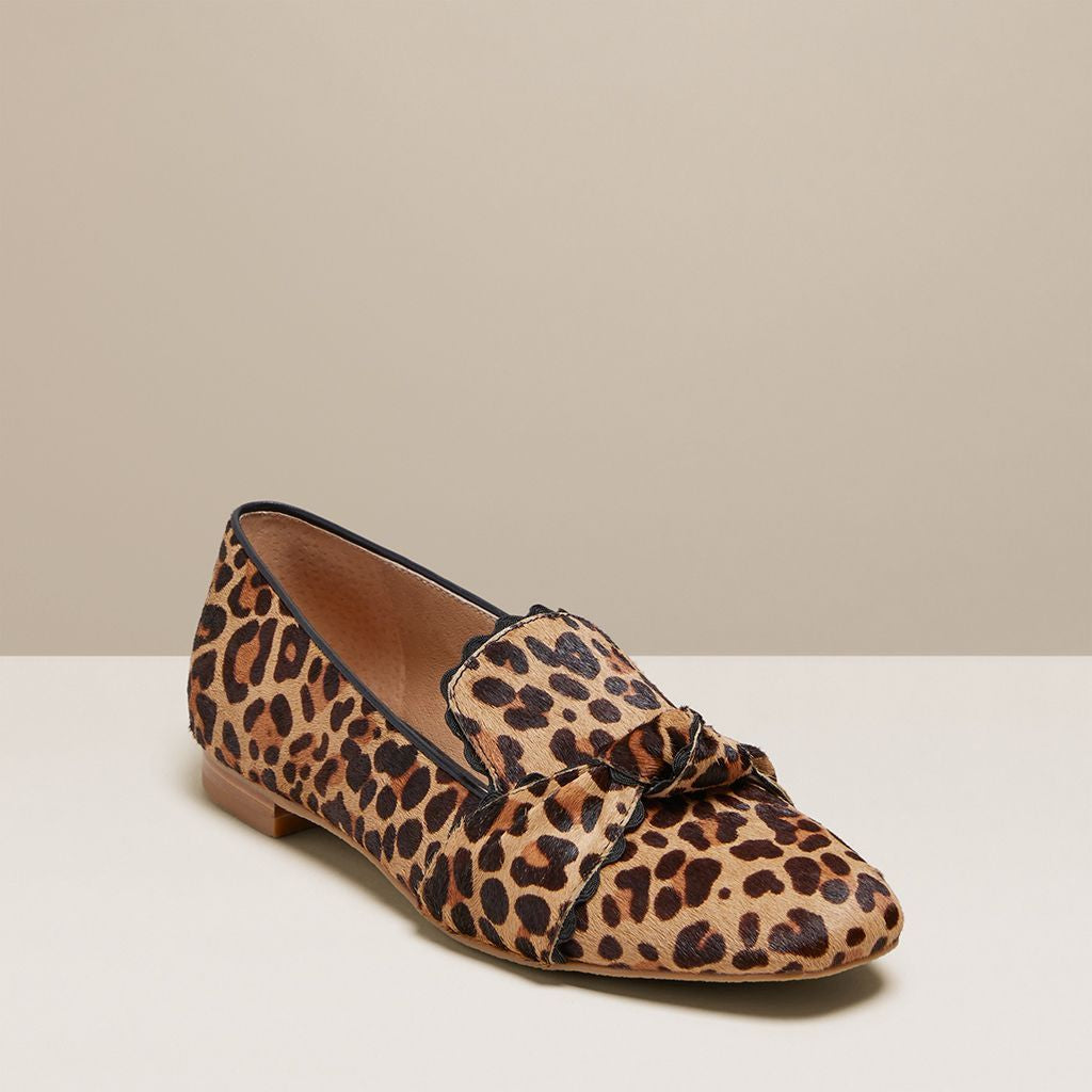 Holly Haircalf Loafer