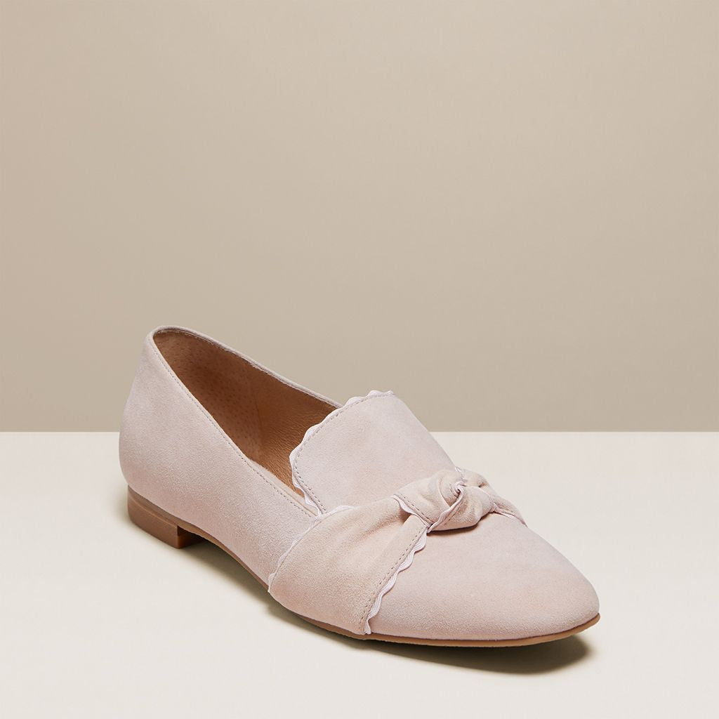 Holly Suede Loafer