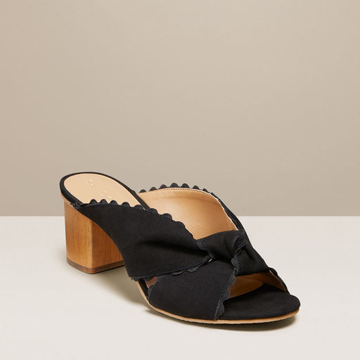 Holly Suede Mule