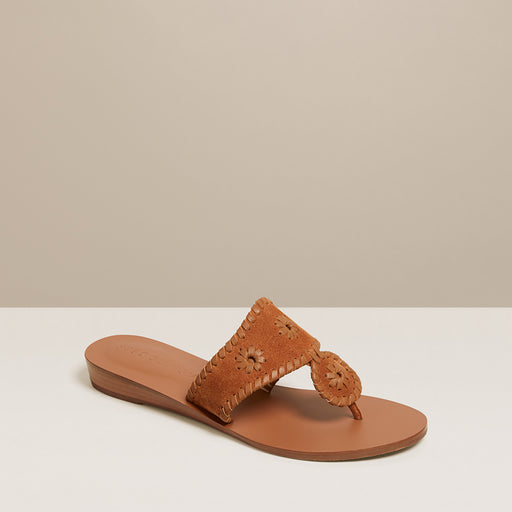 Jacks Suede Demi Wedge-SANDALS-Jack Rogers USA