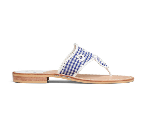 Gingham Jacks-Jack Rogers USA