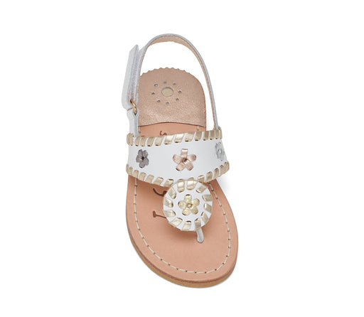 Girls: Little Miss Jacks-Jack Rogers USA