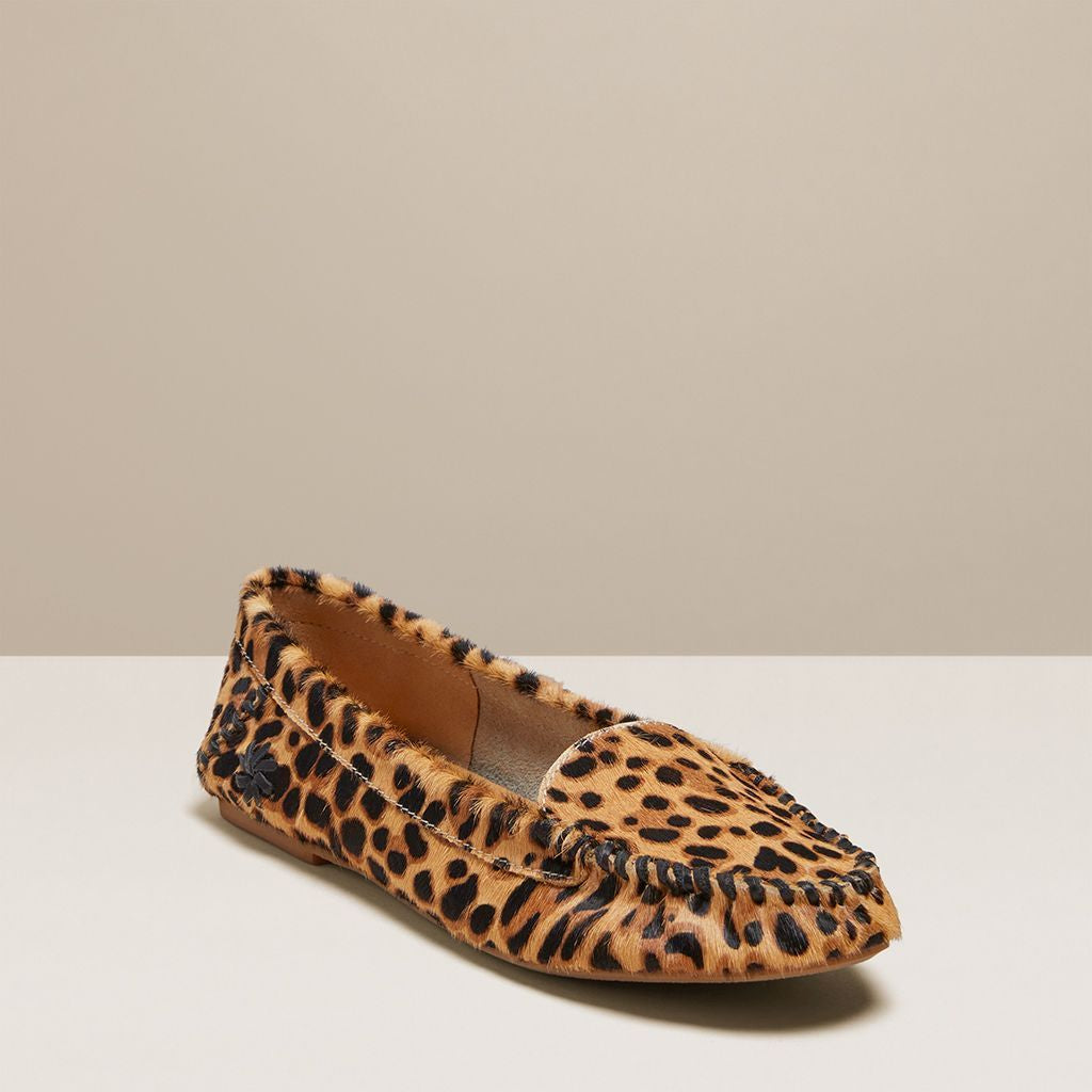 Millie Haircalf Moccasin