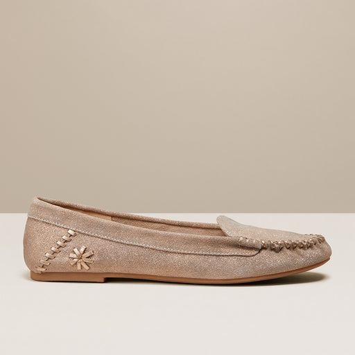Millie Leather Moccasin - Jack Rogers USA