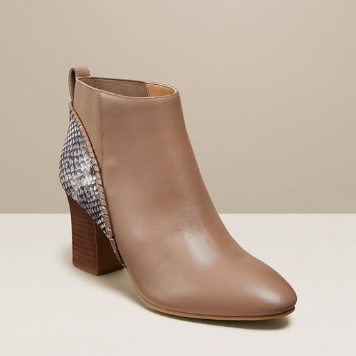 Poppy High Heel Bootie