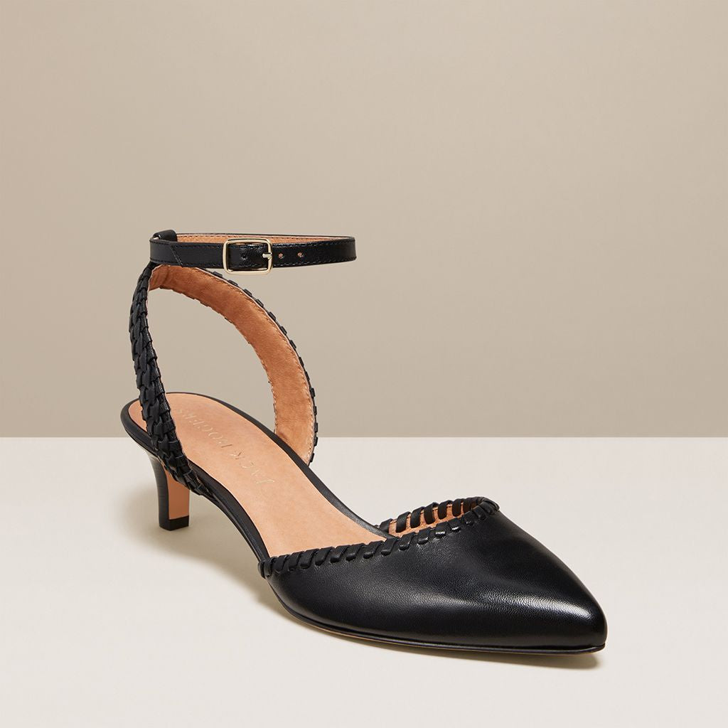 Tinsley Kitten Heel