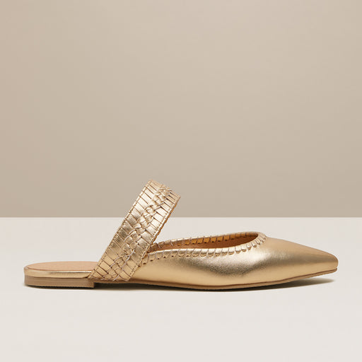 Tinsley Pointed Mule-FLATS-Jack Rogers USA