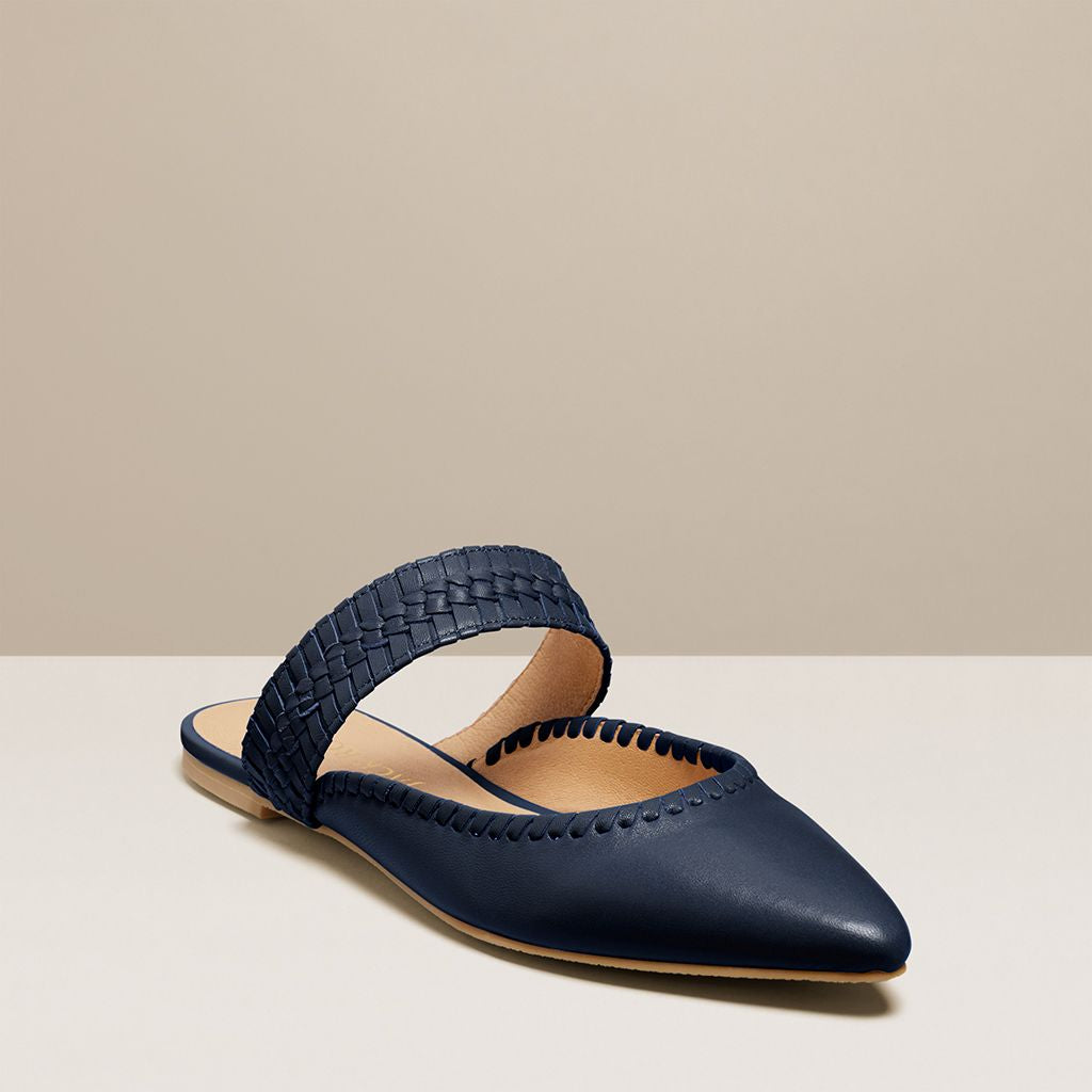 Tinsley Pointed Mule-Jack Rogers USA