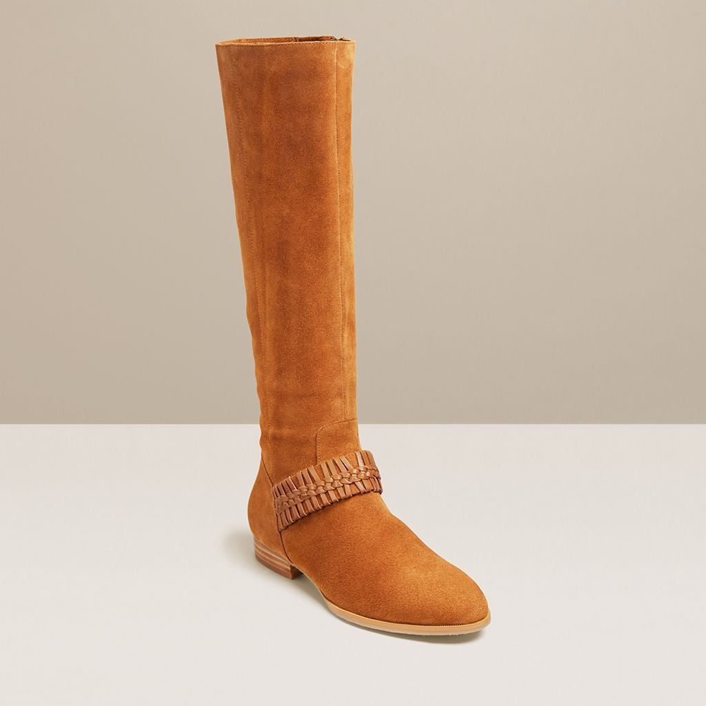Tinsley Suede Knee Boot-BOOTS-Jack Rogers USA