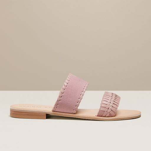 Tinsley Suede Slide-SANDALS-Jack Rogers USA