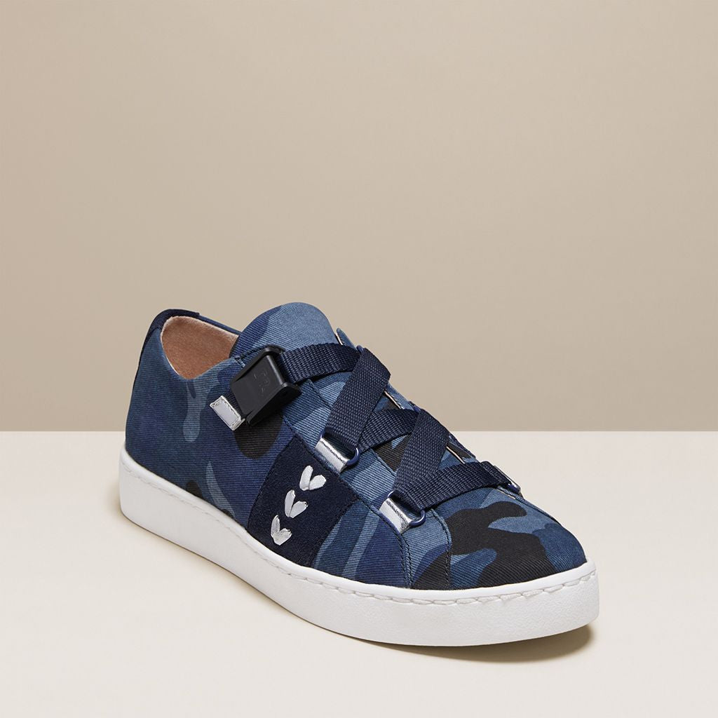 Warner Canvas Sneaker-Jack Rogers USA