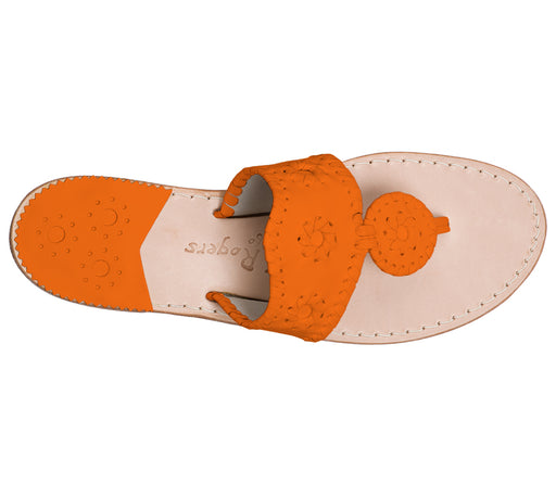 Custom Jacks Sandal Medium - Dark Orange / Dark Orange