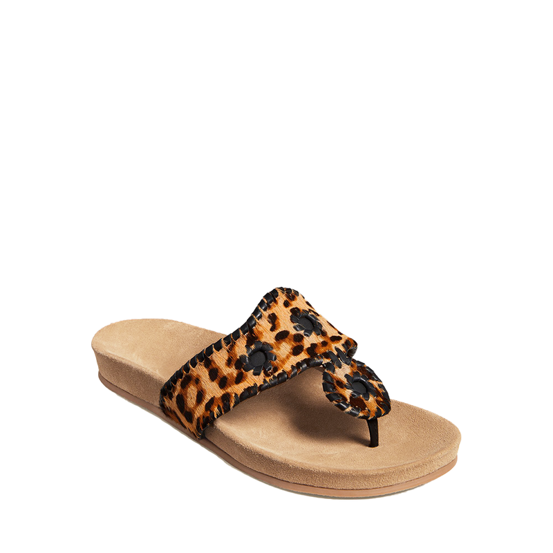 Jacks Haircalf Comfort Sandal