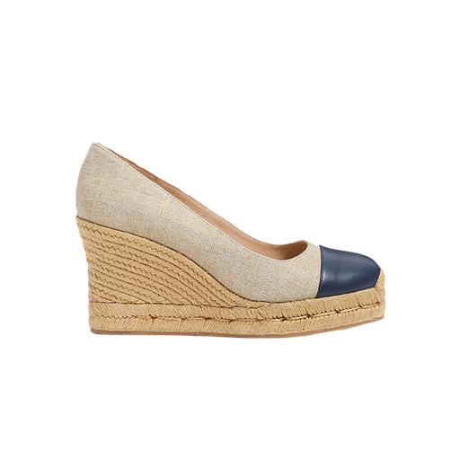 Palmer Closed Cap Toe Wedge