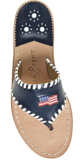Stars & Stripes Sandal-SANDALS-Jack Rogers USA