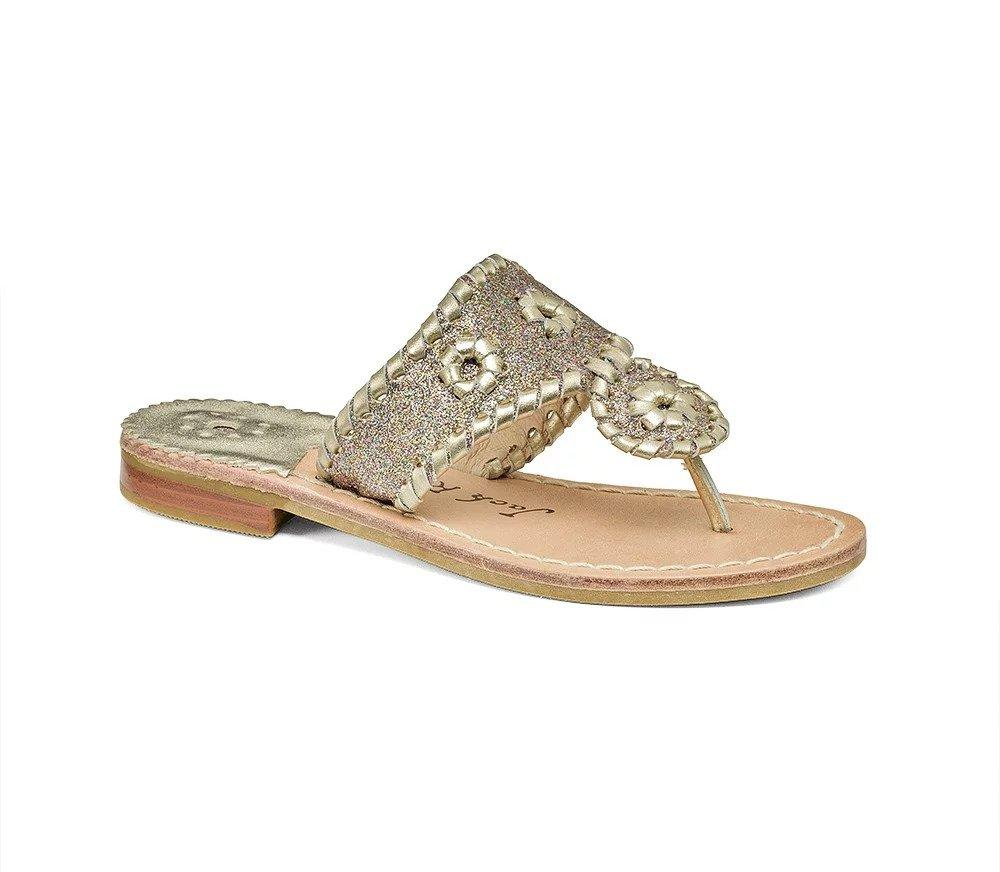 Girls: Miss Sparkle Sandal-Jack Rogers USA