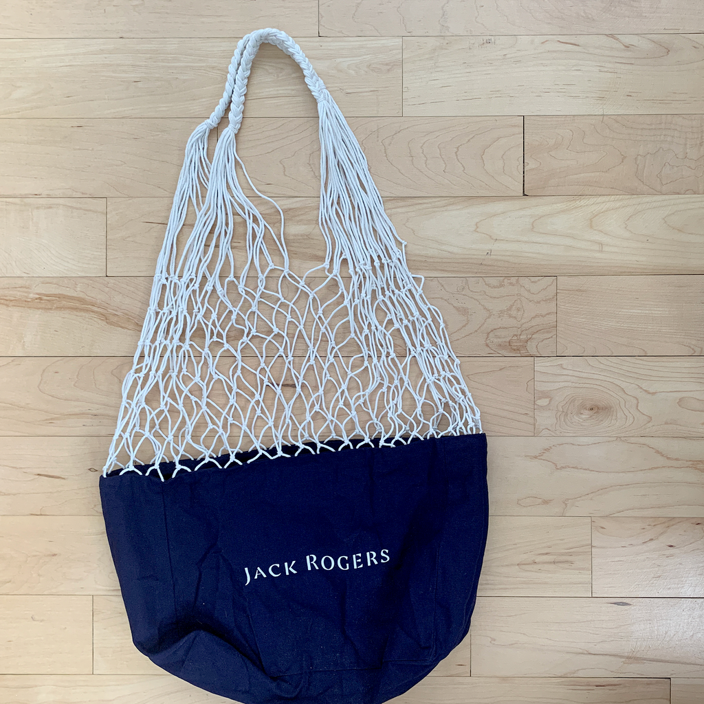 Reusable Net Bag-Freebie-Jack Rogers USA