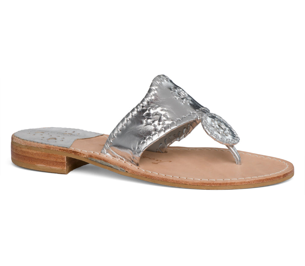 Hamptons Flat Narrow-JACKS-Jack Rogers USA