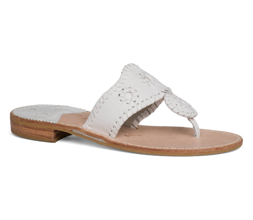 Palm Beach Flat Narrow Sandal-Jack Rogers USA