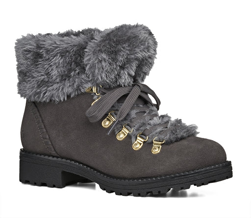 Charlie Suede Bootie