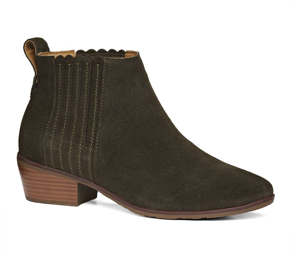 Liddy Suede Bootie-BOOTS-Jack Rogers USA