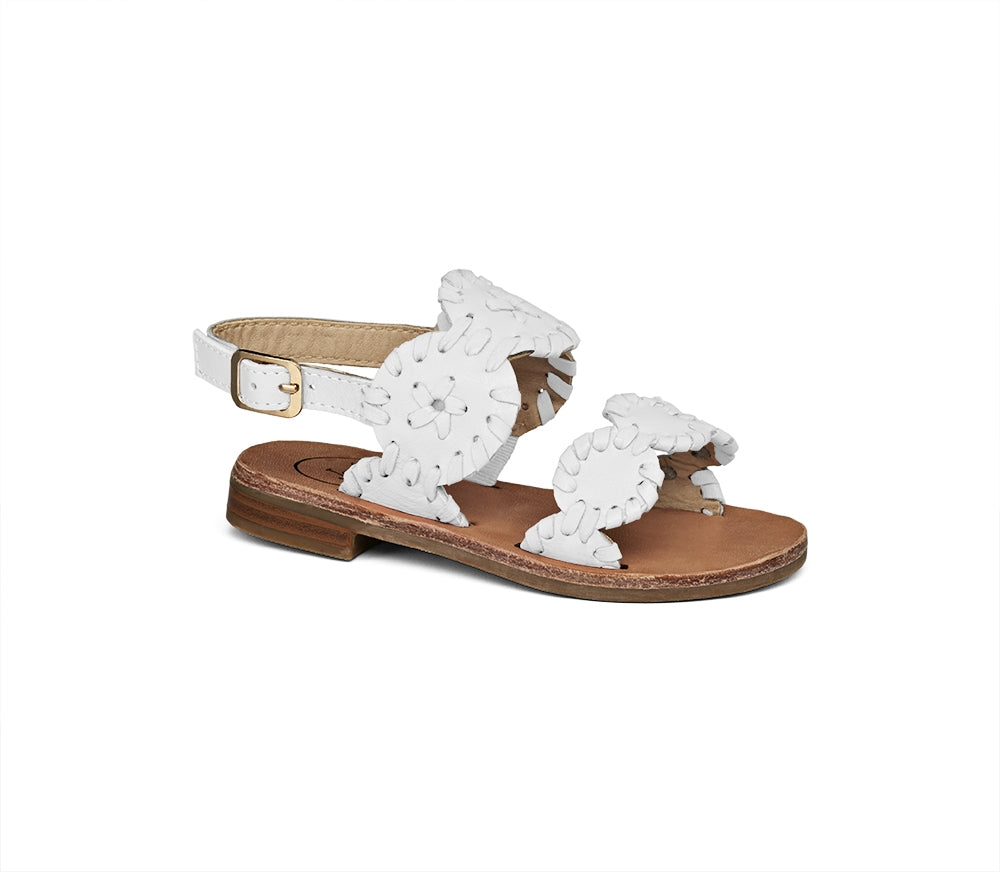 Girls: Little Miss Lauren Sandal-Jack Rogers USA