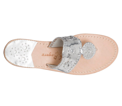 Custom Jacks Sandal Wide - Silver / Silver
