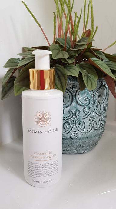 Yasmin House Luxury Clarifying Cleansing Cream 125ml