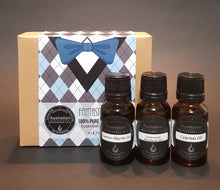 Load image into Gallery viewer, Fantastic Father Essential Oil Trio Kit
