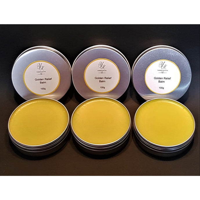 Yasmin House Natural Golden Relief Balm 100g