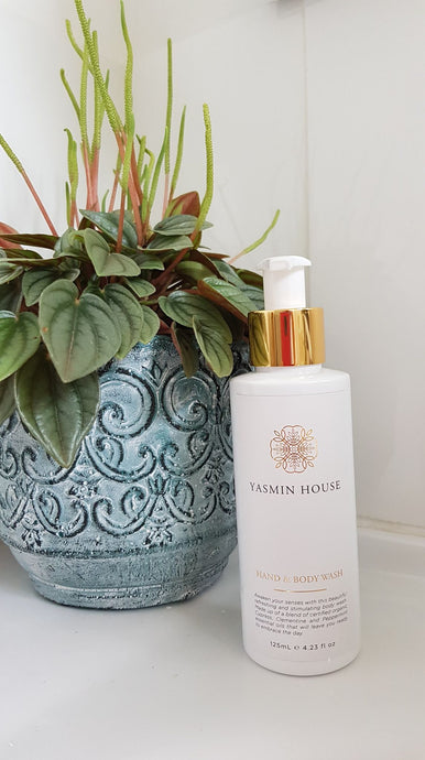 Yasmin House Luxury Hand & Body Wash - 125ml