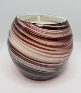 Yasmin House Luxury Globe Jar Collection - Premium Soy Candles