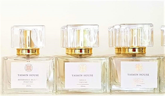 Yasmin House Elegant Luxurious Perfume Fragrances - Flower Bomb Type*