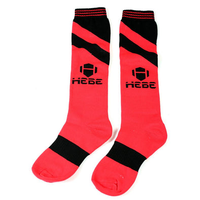 Hebe Football Stocking  Q Red