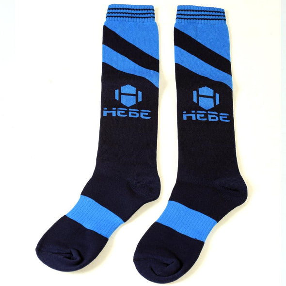 Hebe Football Stocking Q Dark Blue